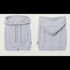 Rare H&M Moschino sweatshirt skirt EUR 42 US 10